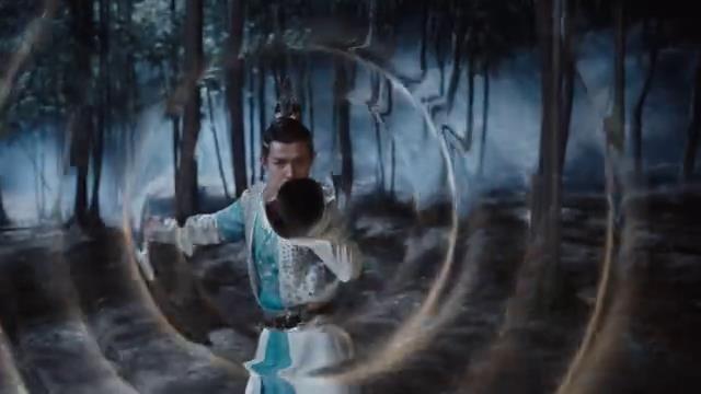 电影钟馗降魔剧照