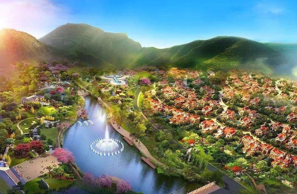 养老,休闲,养生,旅游等多元化功融为一体的a小镇养老小镇.之血魔正式版圣攻略图片