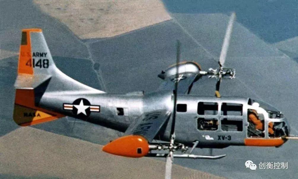 倾转旋翼无人机发展概况图片