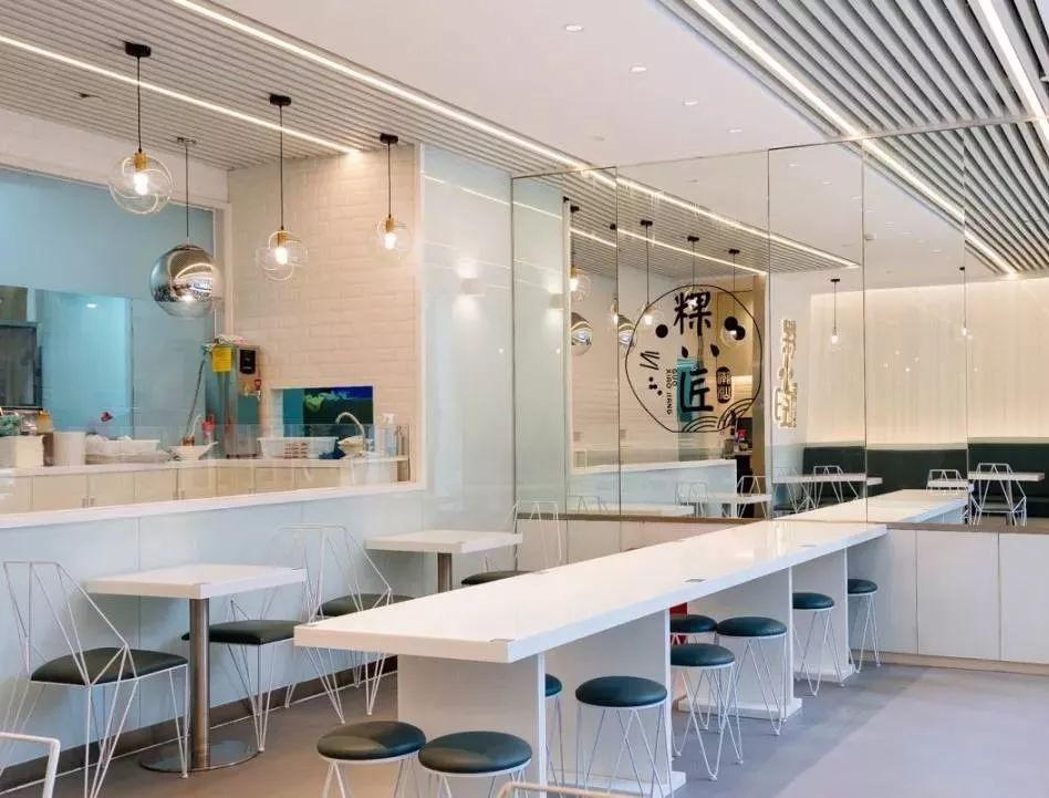 这些潮汕小吃店的设计,潮得超乎想象!