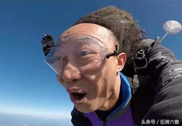 的父亲_陈奕迅搞笑胡歌老10岁,他秃了比没秃