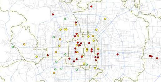 北京共91个高考考点 提示:交通出行尽量避开考点