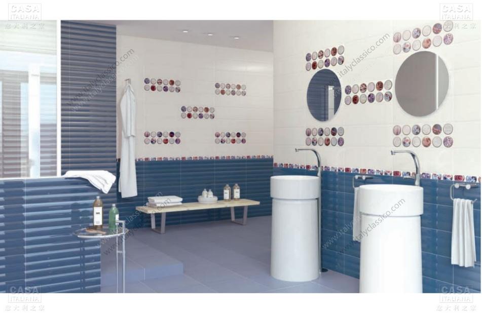 西班牙ROCKCERAMIC瓷砖,营造出不同的家居氛围