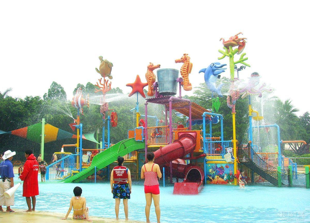 儿童水上乐园设计