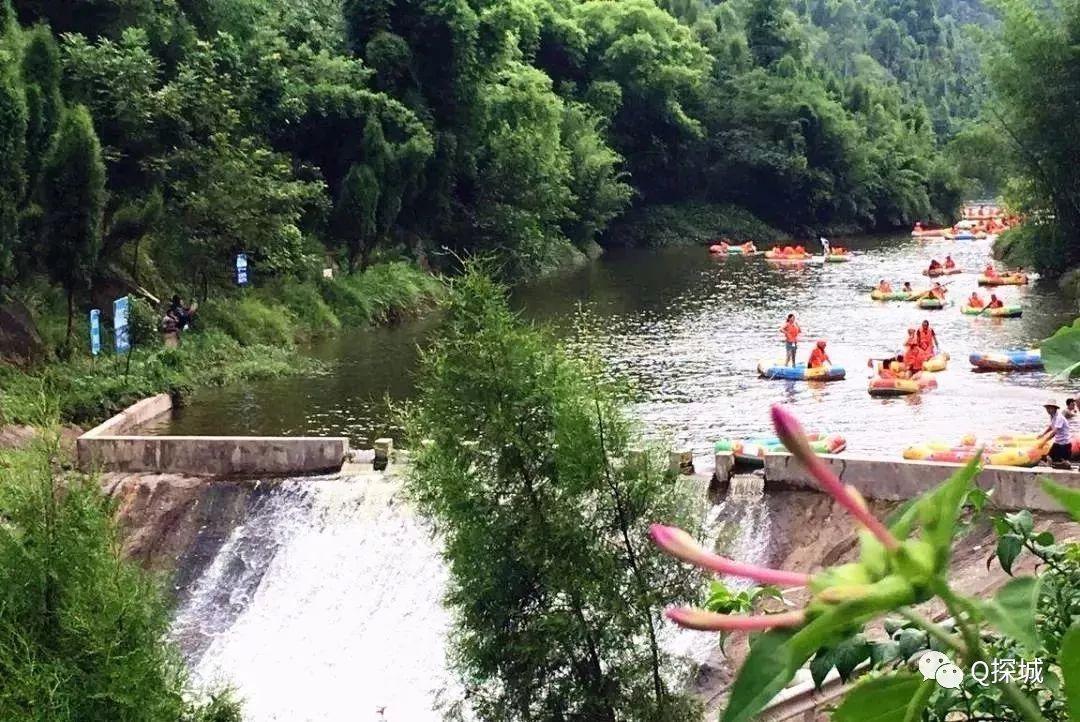 暑圣地_重庆周边10个巴适耍水圣地避个早暑 清凉到不想回家