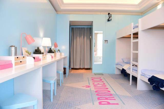 娱乐 正文  其他寝室都是以浅蓝色装修风格为主,给人一种清新自然的图片