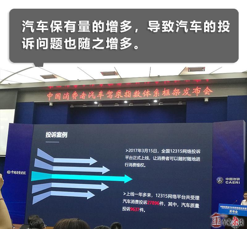 """""""中国汽研""""推出""""驾乘指数"""",让消费者买车更理性? - 周磊 - 周磊"""