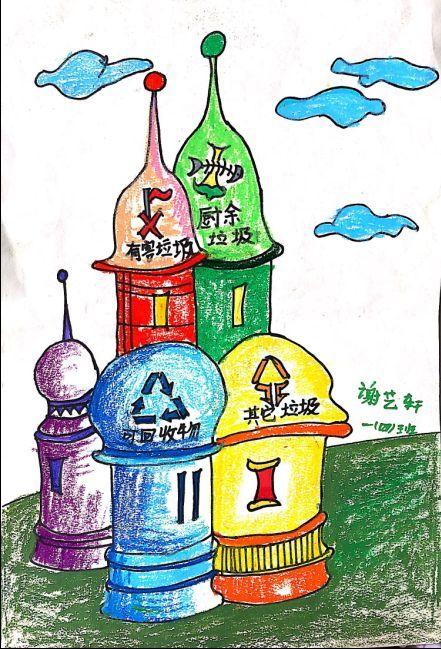 各校积极做好宣传组织工作,向广大学生征集垃圾桶美化方案,设计明确图片