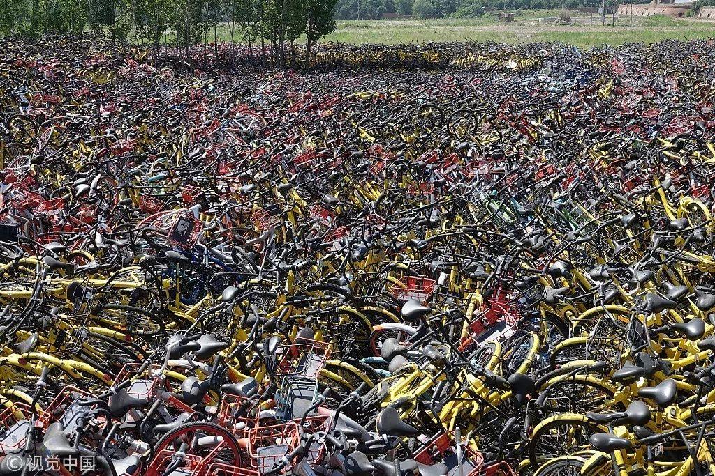 你的共享单车押金退不回来可能要怪秦始皇