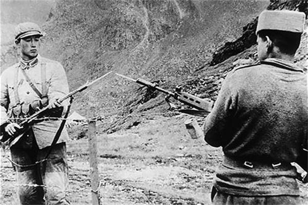 1962年中印战争_1962年,中国和印度在边界打了一场战斗,历史上称之为\