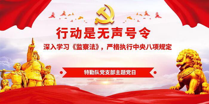 宁夏吴忠监狱特勤队党支部:行动是无声号令