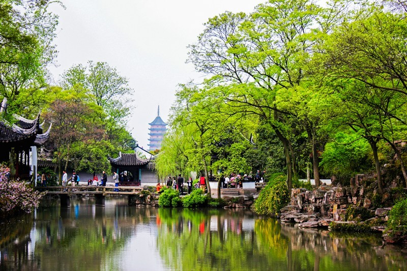 苏州最知名的园林与颐和园齐名,门票是颐和园的3倍