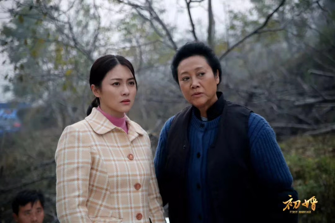 央视首播的电视剧《初婚》 镜头大部分取自韩