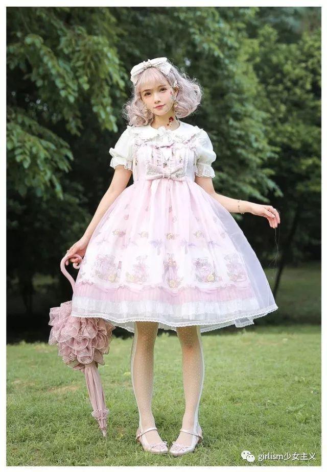 cel洋装设计_lolita图片