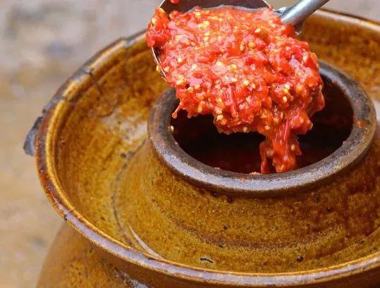 在贵州,你吃酸汤,我喝酸汤位置痣的底料与命运图解图片