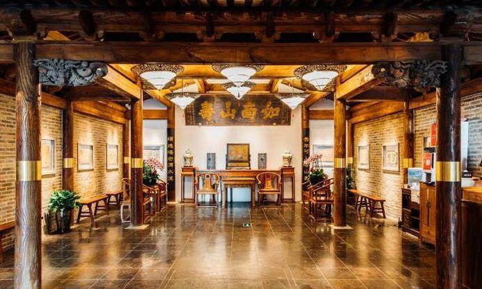一部京城的发展史,古色古香的老北京饭馆