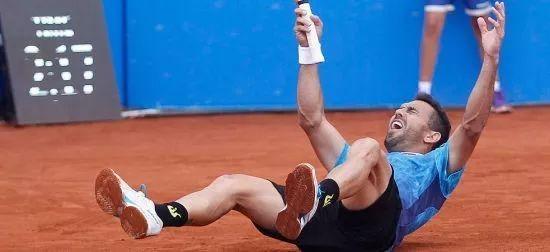 网球励志小故事