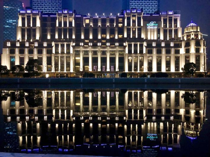 """当宝丽嘉遇见苏宁 成就以匠心打造的北外滩酒店""""极物"""""""