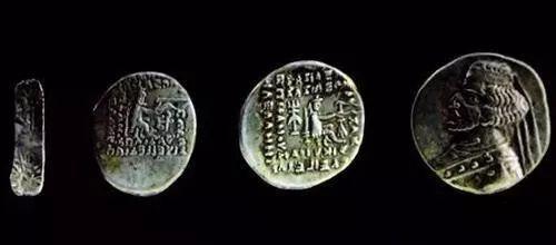 古代絲綢之路上的錢幣