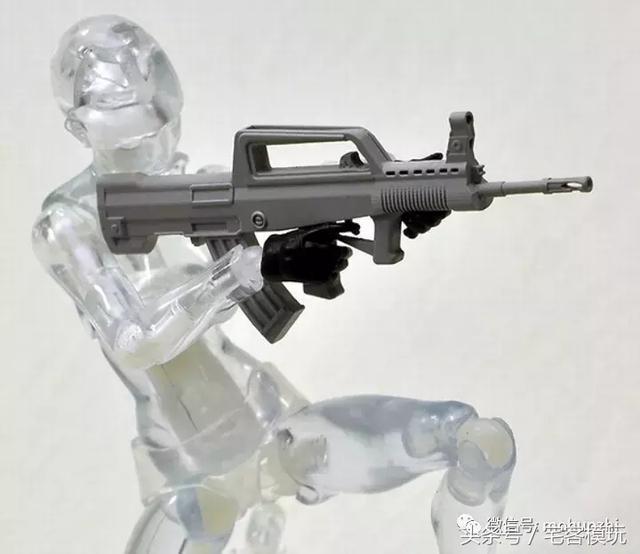 资讯:橘猫工业新品!AW-01 1/12 95 TYPE 即将推出!