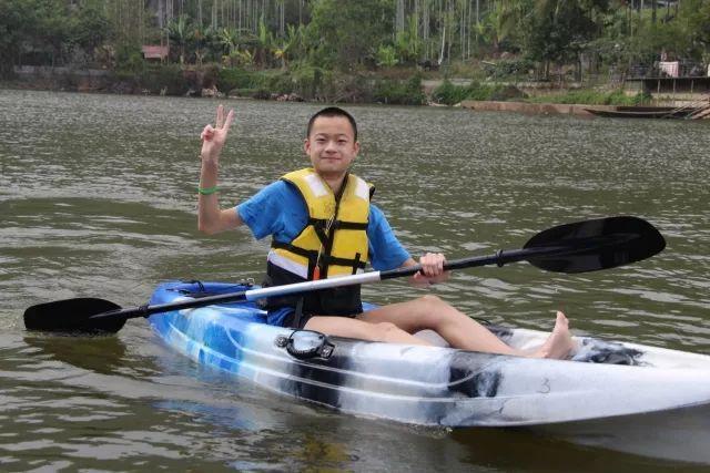童子营皮划艇活动,给你一个难忘的周末!射箭俱乐部青岛图片