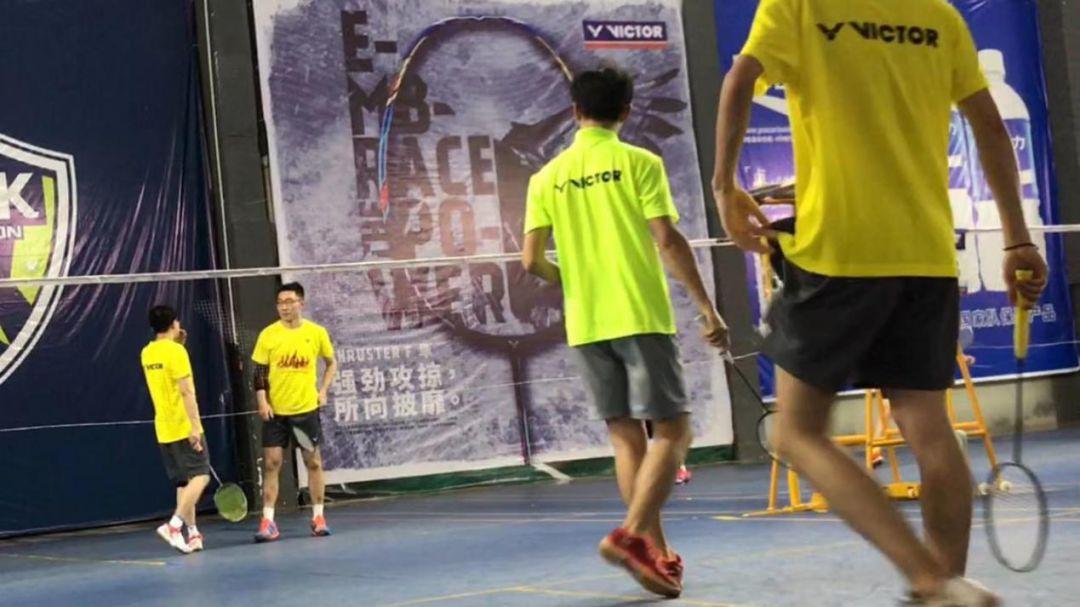 2018_VICTOR业余羽毛球双打混合团体邀请赛上海站圆满结束