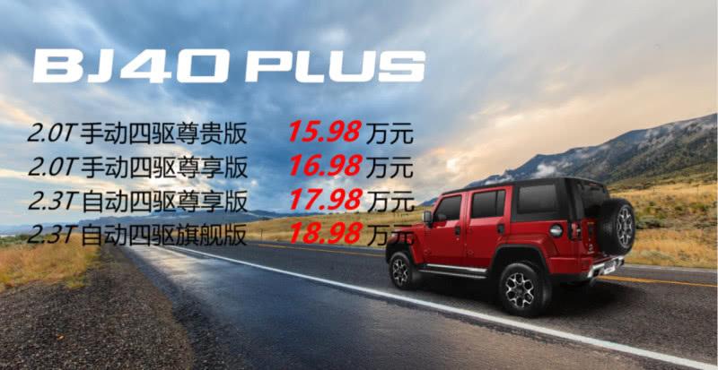 梦见开山,重庆车展看越野SUV,这台BJ40 PLUS自然不能错过![邓英图片]