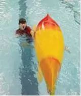 外教皮划艇课堂,给你一个难忘的周末!鬼手悠悠球v外教图片
