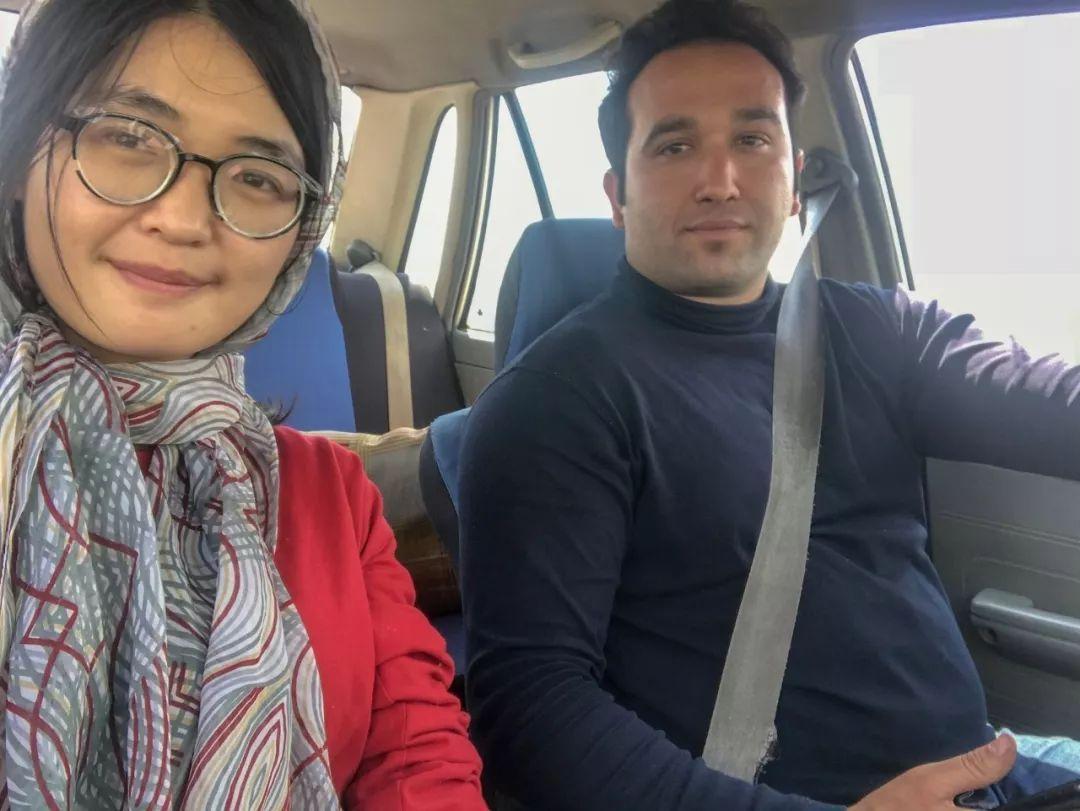 冒险 | 认识不到半个小时,我上了一个伊朗男人的车