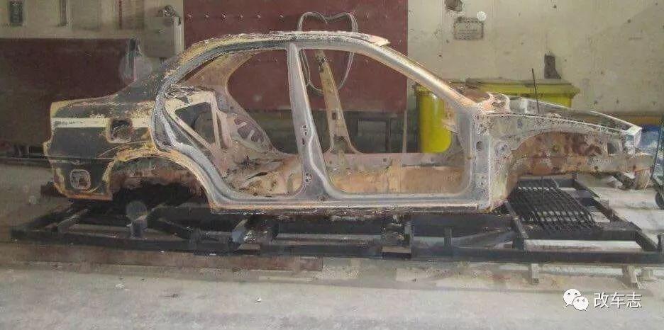 车友花费20个月修复限量版EVO这并不是你在路上看到的破菱帅_山西