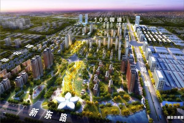 濮东规划图