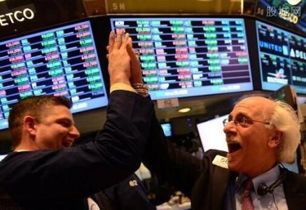 美股收评:股指崩溃式上涨!唯有这个板块例外