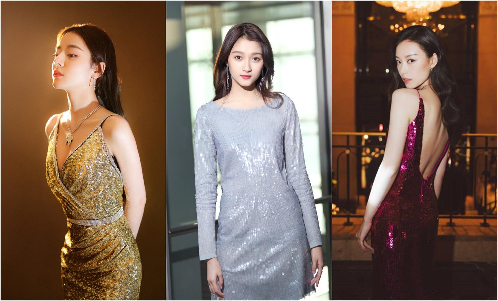 三千八的印花衬衫被关晓彤穿得清新又少女,话说造型师被换掉了