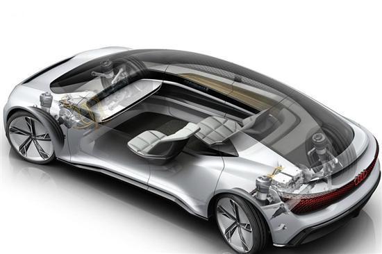 配L5阶段自动驾驶 奥迪Aicon车型国内首发