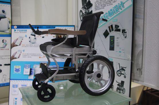 多功能轮椅设计图片
