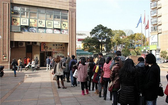 上海韩国人一条街_没有了欧巴的上海韩国街, 这些年过得不太好