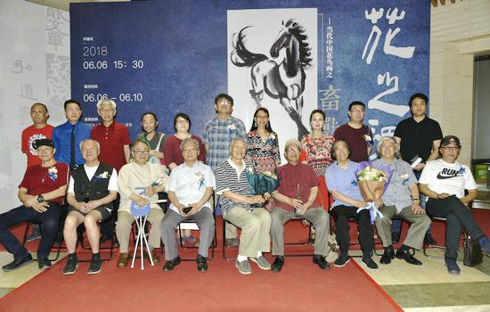 花之魂 ・ 当代中国花鸟画之畜兽门专题邀请展在京隆重