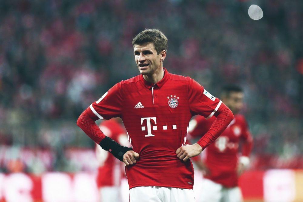 10年德国对阿根廷_穆勒:德国比四年前更强大 已为世界杯做好准备