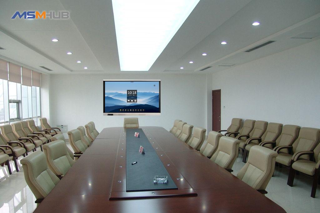 视频会议系统的价格—MSMHUB智能视频会议