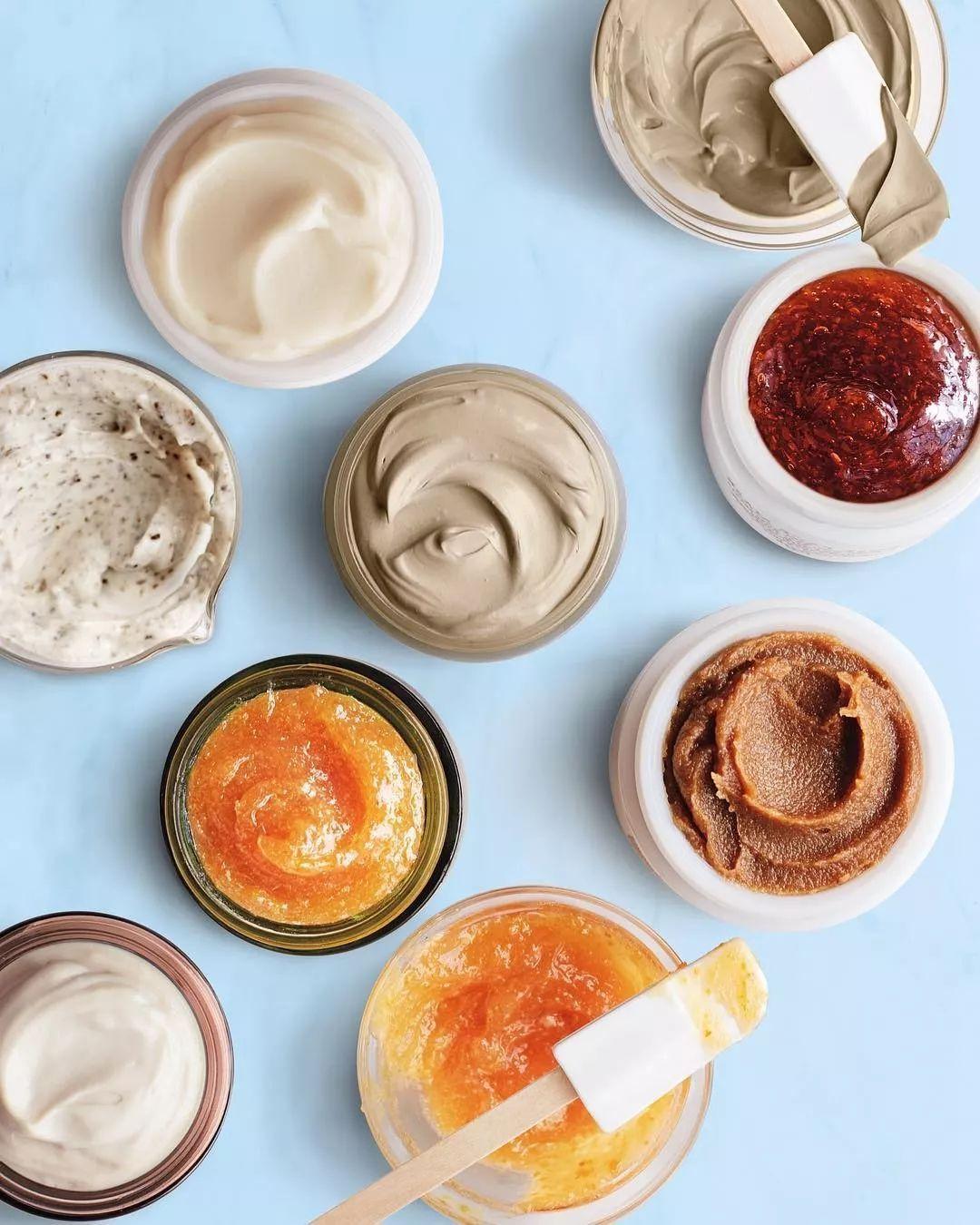 这些闻了就食欲大开的护肤美妆品,简直像在给肌肤吃大餐!