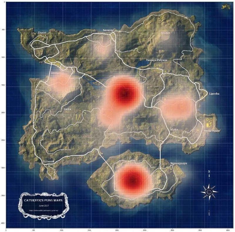"""强势分析""""绝地求生"""",大数据教你如何科学吃鸡!-长沙SEO霜天"""