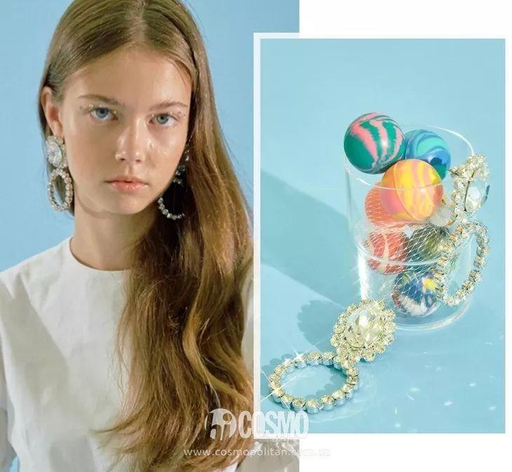 今夏最流行的耳环大揭秘 服饰潮流 图20