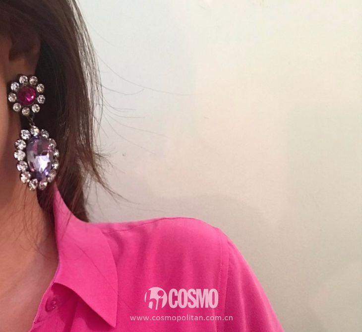 今夏最流行的耳环大揭秘 服饰潮流 图15