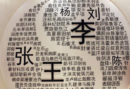 2018人口最多的姓氏_历史揭秘:中国人口最多的姓氏之一,数千年来却从未出过