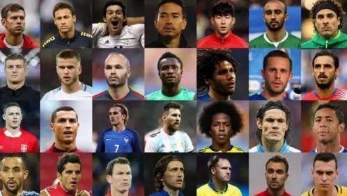2018年 2018年 世界杯 彩虹告诉你一个好消息 本周六 彩虹趣味 足球