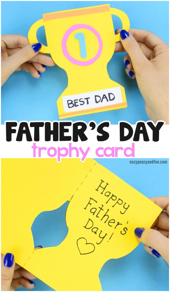 Easy Crafts For Father