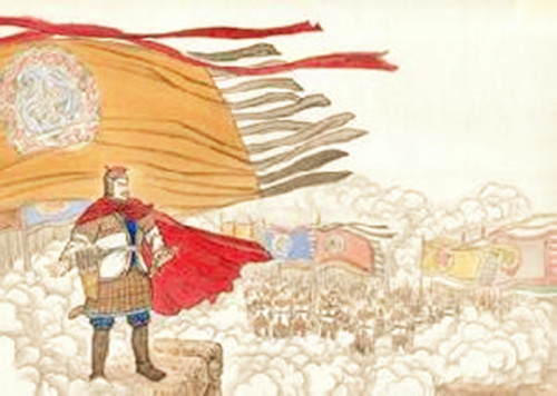 颜真卿除了书法成就令人叹服,忠烈壮举更令后世所敬仰