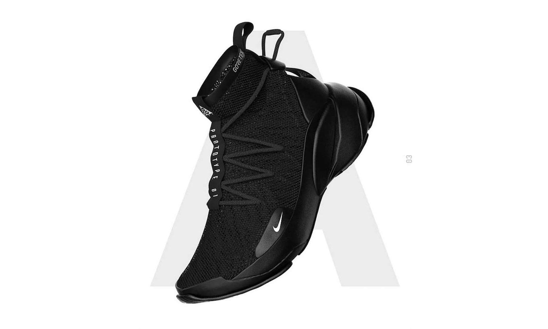 adidas有点慌张?Nike ACG全新3D打印概念球鞋登场