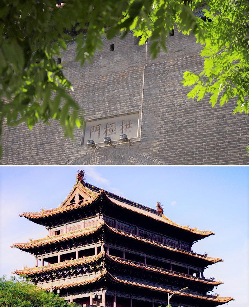 它是太原唯一被保留的明代古城墙,今天北大街仍能看到它的壮丽!