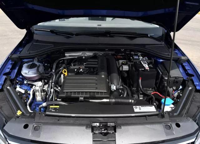 汽车 正文  新宝来会搭载1.4t涡轮增压发动机以及一款1.